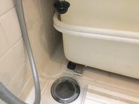 下野市 自治医科大職員住宅 O様宅の風呂釜洗浄